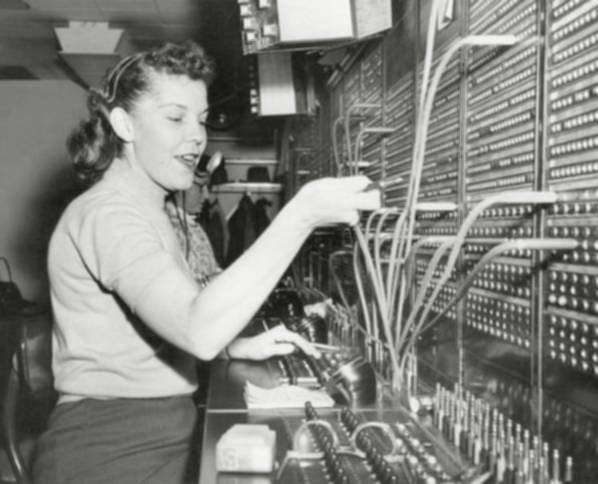 V1 VoIP explains the history and evolution of softswitch and switchboard operators