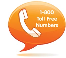 V1 VoIP offers toll free 800 phone numbers to resellers for business clients