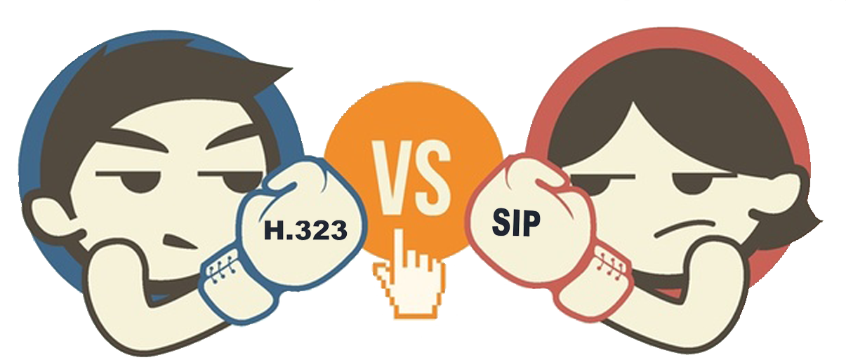 V1 VoIP explains the history of H.323 and SIP protocols, what they are used for and how they are different