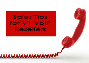 V1 VoIP offers resellers sales tips and advice to be ready for small and medium size business prospective customer questions